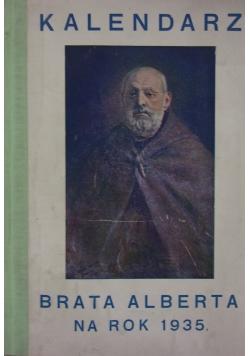 Kalendarz brata Alberta na rok 1935, 1935 r.