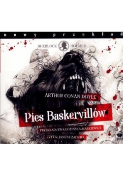 Pies Baskervillów audiobook