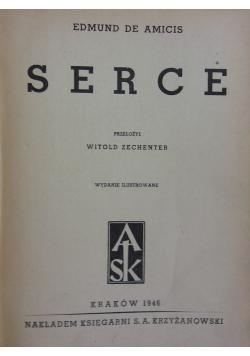 Serce ,1946r.