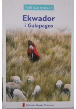 Podróże marzeń: Ekwador i Galapagos