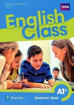 English Class A1+ SB (wersja wieloletnia) PEARSON