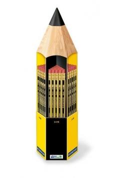 Ołówek Noris w displayu (90szt)