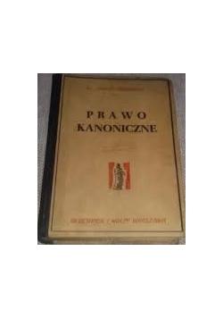Prawo Kanoniczne, 1948r.