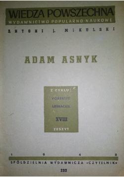 Adam Asnyk , 1948 r.