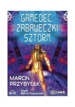 Gamedec: Zabaweczki T.4 Sztorm audiobook