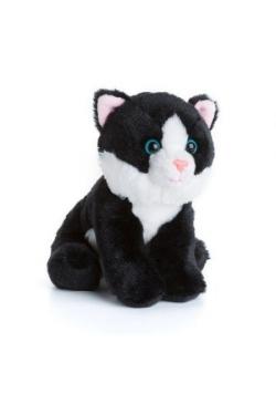 Kot czarny siedzący 15 cm ACP