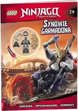 Lego Ninjago. Synowie Garmadona
