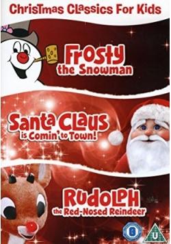 Christmas Classics for Kids, Płyta DVD