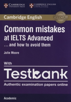 Common Mistakes IELTS Adv anced with Testbank