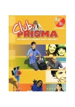 Club Prisma A2/B1 Libro del alumno + CD EDI-NUMEN