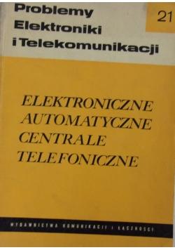 Problemy Elektroniki i Telekomunikacji
