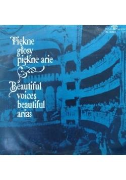 Piękne głosy, piękne arie, płyta winylowa