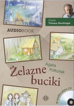 Żelazne buciki. Audiobook