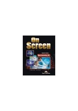 On Screen Upper-Inter B2+ WB&Grammar Book