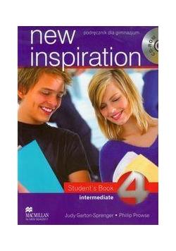 Inspiration New 4 SB MACMILLAN