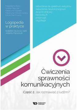 Ćwiczenia sprawności komunikacyjnych cz.2