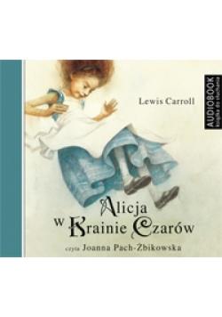 Alicja w Krainie Czarów Książka audio CD MP3