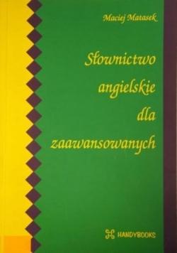 Słownictwo angielskie dla zaawansowanych
