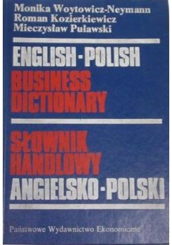 Woytowicz-Neymann, Kozierkiewicz,  - Słownik handlowy angielsko-polski