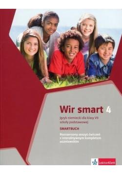 Wir smart 4 Smartbuch LEKTORKLETT