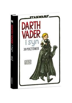 Star Wars Darth Vader i syn, 30 pocztówek