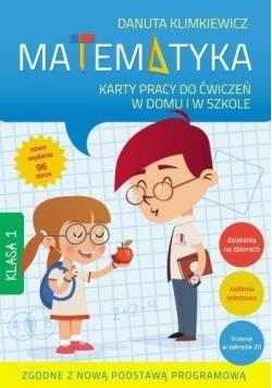 Matematyka kl.1  KP do ćw. w domu i szkole  w.2015