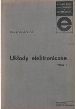 Układy elektroniczne, tom I