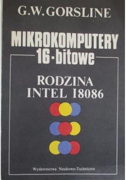 Mikrokomputery 16-bitowe. Rodzina Intel I8086