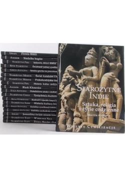 Wielkie cywilizacje, 19 książek
