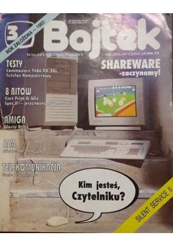 Bajtek, czasopismo nr 3