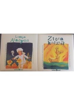 Złota kaczka/Lampa Alasyna