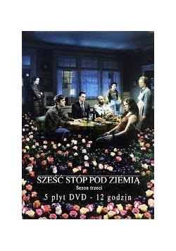 Sześć stóp pod ziemią, sezon trzeci, płyty DVD