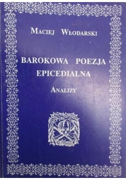 Barokowa poezja epicedialna