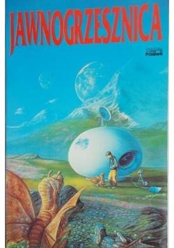 Jawnogrzesznica. Antologia opowiadań science fiction 1980-1990