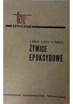 Brojer Zbigniew, Hertz Zofia,   - Żywice Epoksydowe