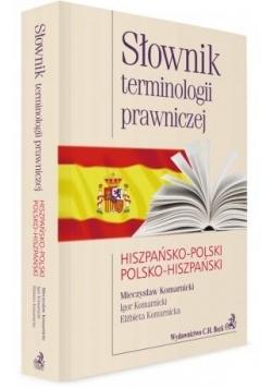 Słownik terminologii prawniczej Hisz-Pol Pol-Hisz