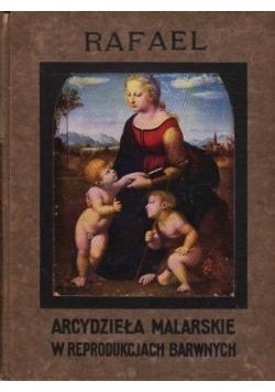 Arcydzieła malarskie w reprodukcjach barwnych