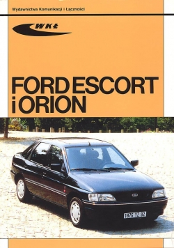 Ford Escort i Orion od 1991