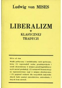 Liberalizm w klasycznej tradycji