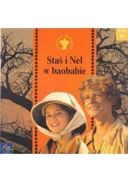 Staś i Nel na baobabie