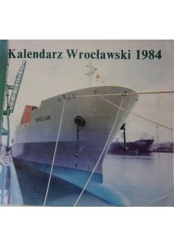 Kalendarz Wrocławski 1984