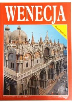 Wenecja. Plan miasta