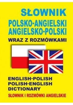 Słownik pol-ang, ang-pol wraz z rozmówkami w.2015
