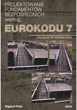 Projektowanie fundam. bezpośred. według Eurokodu 7