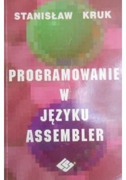 Programowanie w języku Assembler
