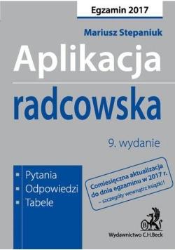 Aplikacja radcowska w.9
