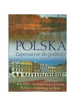 Polska, zaproszenie do podróży