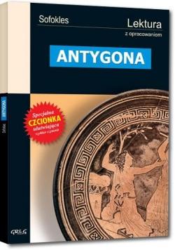 Antygona z oprac. GREG