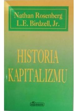 Historia kapitalizmu