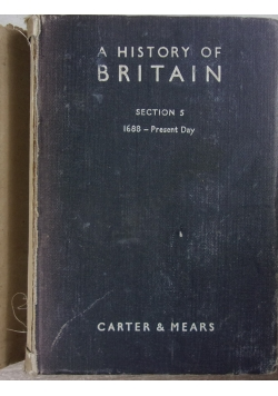 A history of Britain, 1937 r.